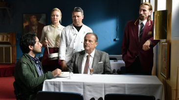 Kaurismäki's deadpan comedy 'The Other Side of Hope' tells the tale of a Syrian refugee who ends up in Finland, where he crosses paths with a restaurateur, former traveling salesman and real character.