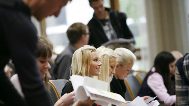 Finland's competitive edge stems from its high educational standard and innovation environment.