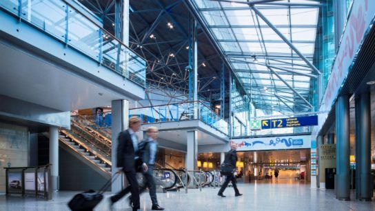 88 per cent of Finavia's passengers travelled through Helsinki Airport in the year's third quarter.