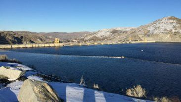 The Grand Coulee Dam is the largest hydropower project in the US, producing more than 21 billion kilowatt-hours of electricity every year.