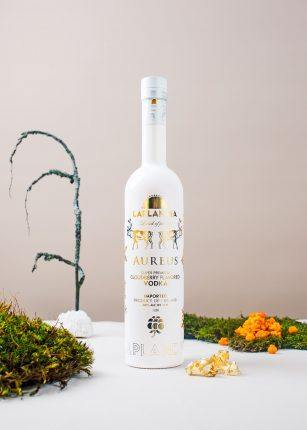 New flavours of Shaman Spirits' bestselling brand Laplandia vodka were launched in August, with each bottle containing 550 grams of real wild berries.