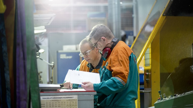 Metso's offering ranges from mining and aggregates processing equipment and systems to industrial valves and controls.
