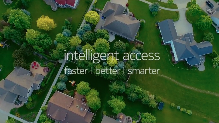Nokia's Intelligent Access solutions allow operators to offer gigabit services even in areas where it's not feasible to bring fibre all the way to the home.
