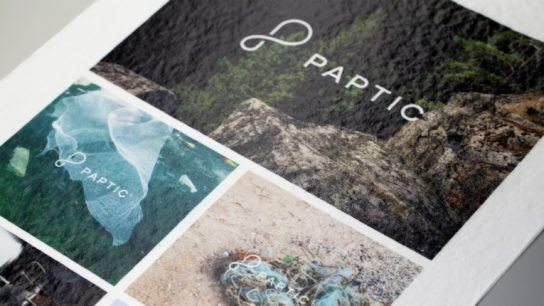 PAPTIC consists mainly of renewable materials, mostly wood fibre.