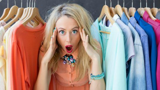 Sales shopping driving you nuts? SPOT-A-SHOP helps by bringing together all fashion items on sale.
