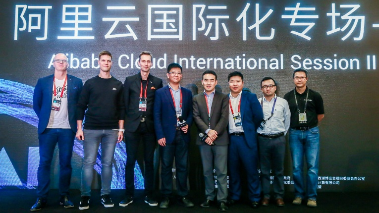 Eficode and Alibaba Cloud agreed on the partnership during the Computing Conference in Hangzhou, China.