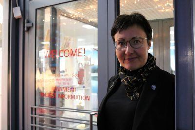 Visit Rovaniemi's Sanna Kärkkäinen has seen the tourists industry boom across Lapland.