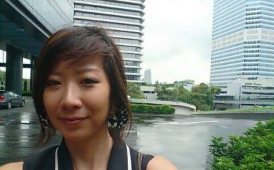 Trina Teo is working as the representative of Exove Design in Singapore.