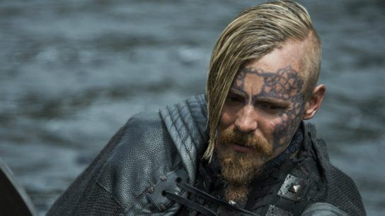 In the hit series Vikings, Jasper Pääkkönen plays the role of Halfdan the Black.