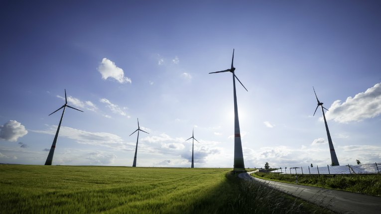 Wind power in Sweden is growing rapidly.