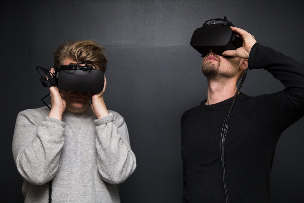 """Virtual reality will become mundane, unnoticeable and ever-present,"" Urho Konttori visions. ""It will also reduce the number of physical goods we have and create a completely new market of virtual goods. If kids now want a dog, in future it could be replaced by a virtual dog."""