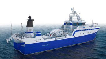 The acquisition of RMG will enable MacGregor to offer complete deck handling solutions for fishing and research vessels.