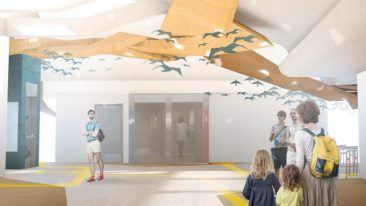 Finnish design to transform Japanese train station