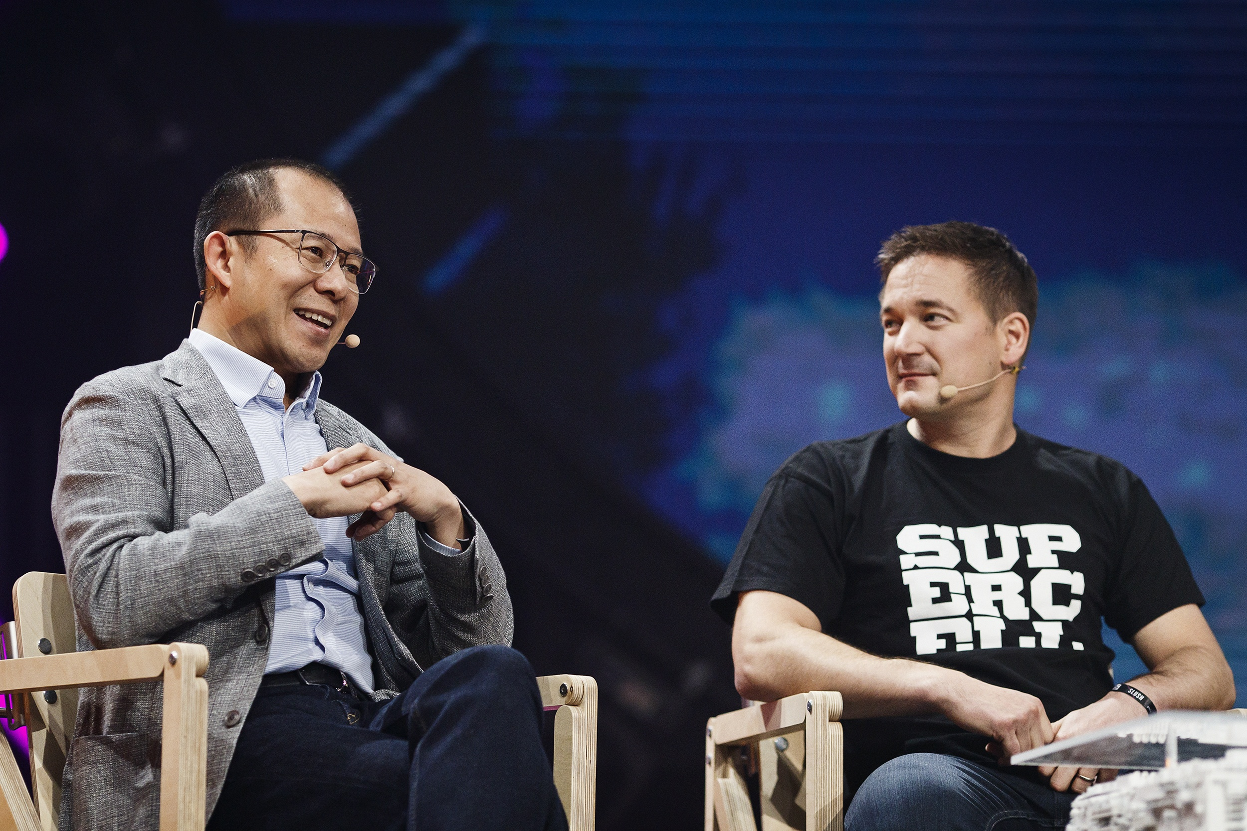 The discussion between president of Tencent Martin Lau and co-founder and CEO of Supercell Ilkka Paananen must've been one of the most anticipated meetings of the event. Lau complimented Finnish society and Supercell's willingness to share its success with the nation. Paananen, for his part, pointed out that Finland has a real opportunity to turn into a leading tech hub, not just in Europe but globally.