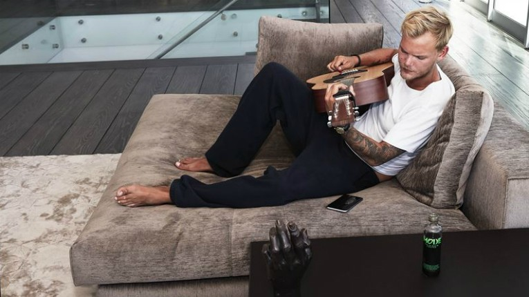 Swedish musician Avicii is one of the owners of the trendy Mode Cold Brew.