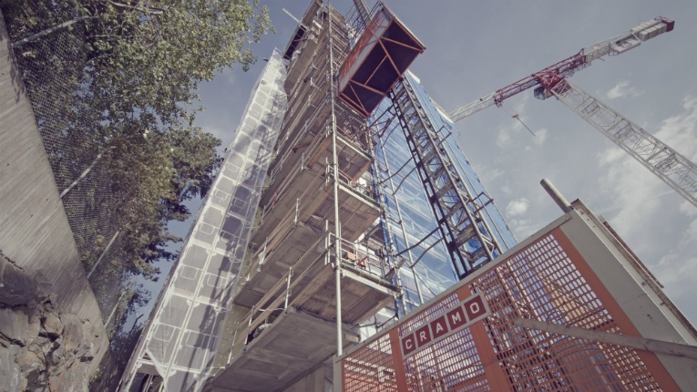 Cramo is one of the main actors in the European rental industry.