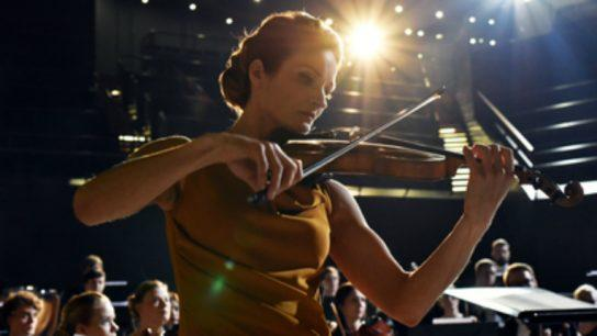 The Violinist is a story about love, ambition and shooting for the stars.