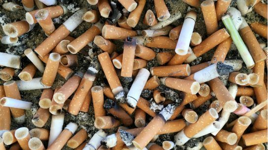 Greece has one of the highest proportions of active smokers in Europe.