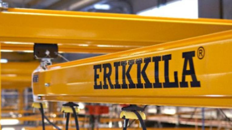 ERIKKILA was established more than a century ago, and has produced and sold light cranes in the European market for over 40 years.