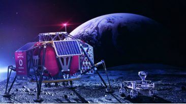The Moon's first 4G network will connect two Audi lunar quattro rovers to a base station on the Moon that should be able to broadcast an HD live-stream to Earth.