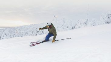 Snow-rich slopes and easy entry for beginners are attracting Brits in increasing numbers to Ruka Ski Resort in Kuusamo.