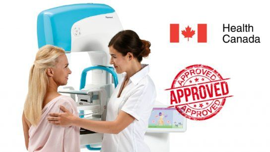 Planmed received the approval in Canada on International Women's Day celebrated on 8 March.