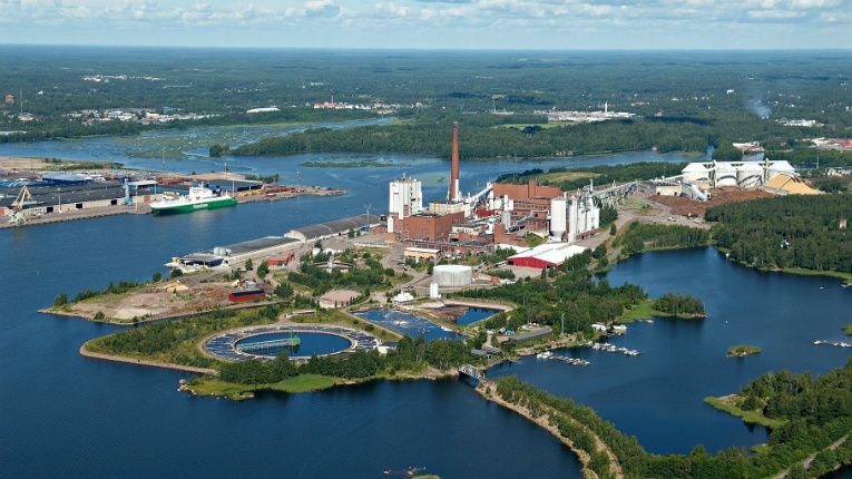 Stora Enso has been producing lignin on an industrial scale at its Sunila Mill in Finland since 2015.