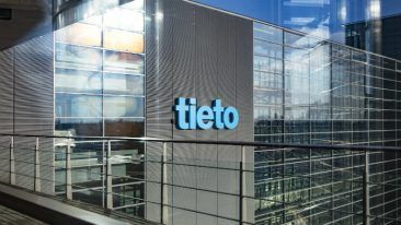 Tieto is headquartered in Espoo, Finland.