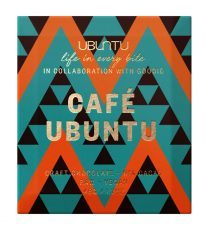 Café Ubuntu chocolate will be available from the beginning of June.