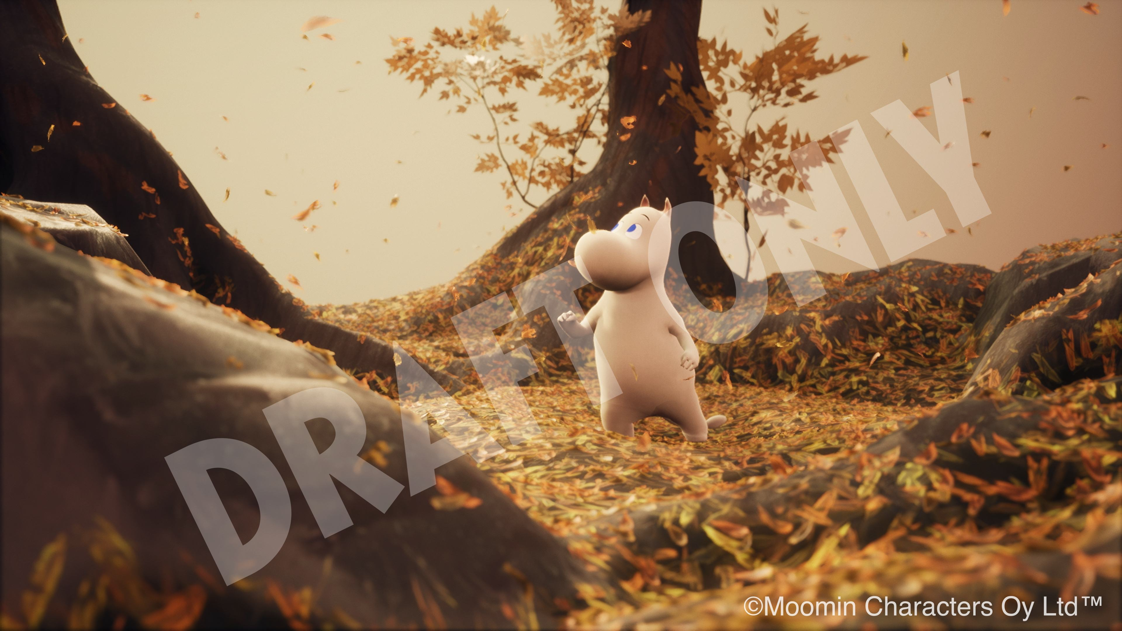 As the official VR partner of Moomin Characters, ZOAN has been tasked with recreating Moominvalley and its beloved characters in virtual reality.