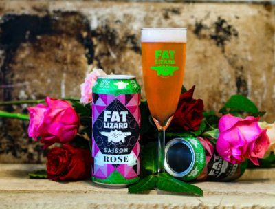 Fat Lizard was the first in Finland to launch the 360 can, which enables a fuller beer experience for all senses.