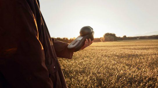 GrainSense developed the world's first handheld device for measuring grain quality. The product is now attracting interest in Northern Europe.