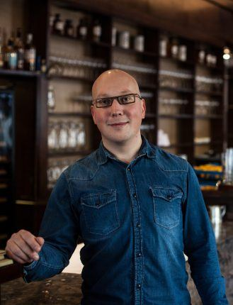 Juhani Ollila has seen both clients and waiters get frustrated with inflexible POS systems.