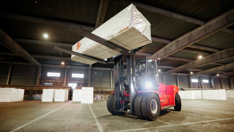 From forklifts to rock foundation technology, Finnish companies offer the goods.