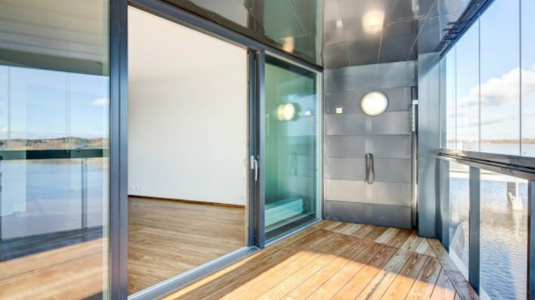Over the past decade, Profin has developed into Finland's primary supplier of high-quality sliding doors.