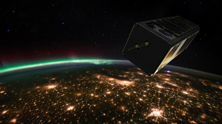 The 'W-Cube' satellite to be built for the European Space Agency project will feature a Finnish platform and radio transmitter.