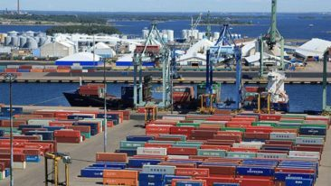 Finnish port investment to exceed EUR 46 million