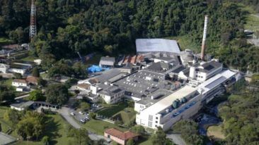 Ahlstrom-Munksjö is also acquiring the MD Papéis' Caieiras specialty paper mill located close to Sao Paolo.