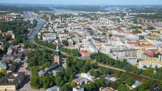 The former capital city of Finland, Turku's appeal is increasing internationally.