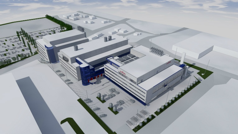 Murata's new factory in Vantaa is scheduled to be completed by the end of 2019.