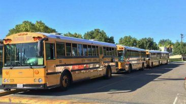 The Vista Unified School District in San Diego, California, has switched its school bus fleet to run on Neste MY Renewable Diesel.