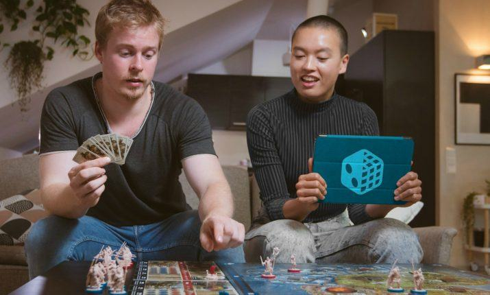 In future, Dized will allow players to not only learn the board games but allow updating of games with digital content, finding gaming groups and getting to know the hobby with ease.