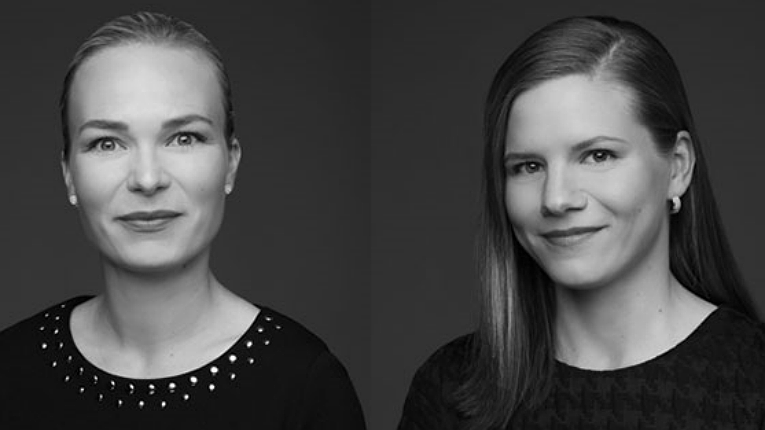 Viivi Lajunen (left) has worked on accounting malpractice issues and complex investigations in the past. Tytti Saarinen has worked extensively with fraud investigations and forensic accounting.