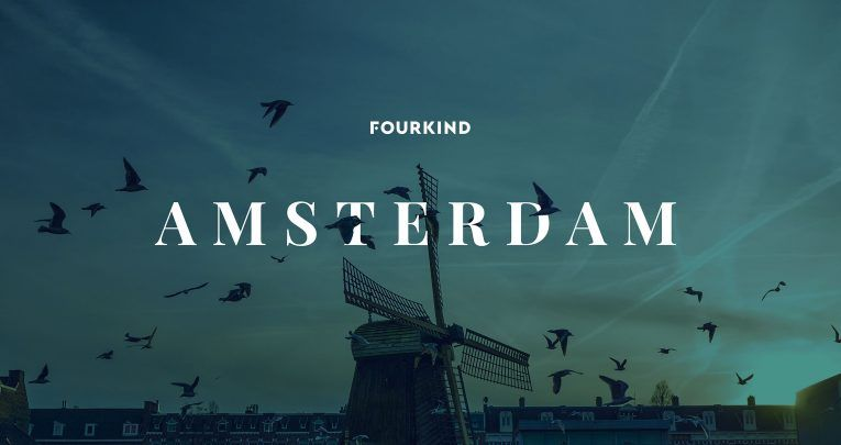 The Amsterdam office will help Fourkind meet growing demand for combined technology and management consulting in Central and Western Europe.