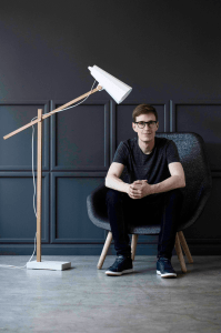 """For a designer, lights are interesting instruments to work with,"" Niskanen says"
