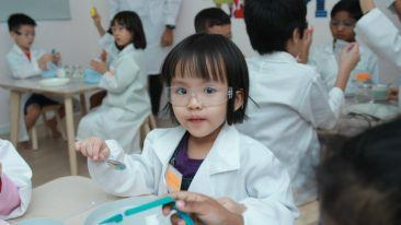 The world's first Kide Science centre opened in Kuala Lumpur, Malaysia, in late August.
