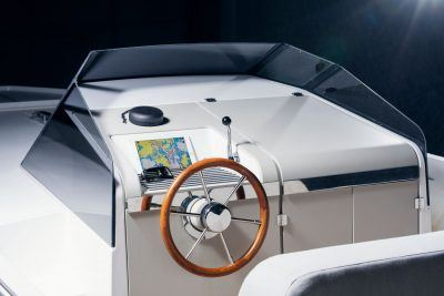 QYachts is behind the wheel of a boating revolution.