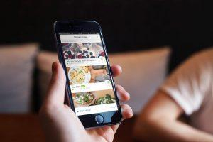 Wolt app users can order food delivery in 30+ countries.