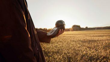 GrainSense's handheld device offers an affordable and practical solution for farmers to measure the value of their crop with.
