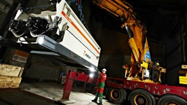 Metso's delivery in China includes seven M&J waste shredders supported by an extensive scope of services.